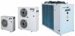 Холодильные машины Aermec ANLI 020, 070, 100, 150