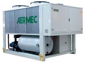 Чиллеры и компрессорно-конденсаторные блоки Aermec NRL 750 800 900 1000 1250 1400 1500 1650 1800