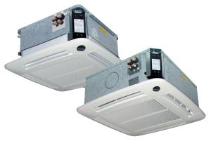Вентиляторные доводчики кассетного типа Aermec FCLI 32 34 42 44 62 64 82 122 124